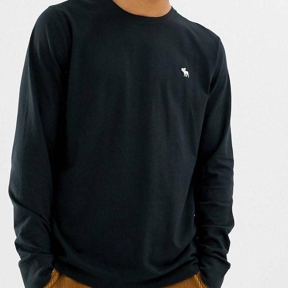Abercrombie & Fitch Other - Top by Abercrombie & Fitch Icon Long Sleeve Logo